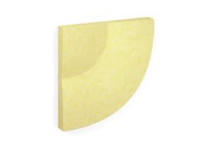 Truchet Acoustic Tiles On White