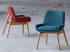 MIchael Strads Gia, Lounge Seating, Detail