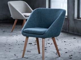 Michael Strads Yea, Lounge Seating, Detail