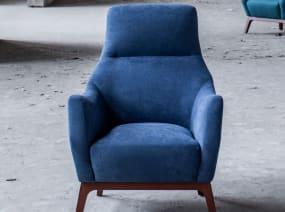 Michael Strads Easton, Lounge Seating, Detail