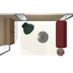 vitro coffee table v.i.a massaud seating millbrae lounge seating elective elements planning idea