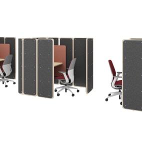Steelcase SILQ Chair, Orangebox Coppice
