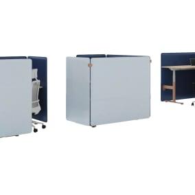 Steelcase Migration SE Pro, Steelcase Sarto Screen