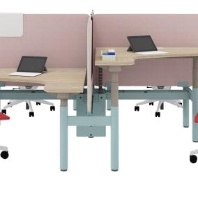 Migration Steelcase SE Pro, Steelcase SILQ Chair, Coalesse Massaud, Orangebox Hep