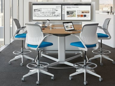 Smart + Connected Workplace media:scape Collaboration Technology
