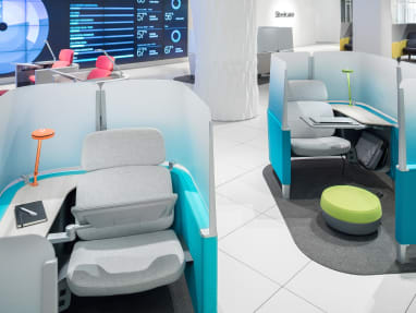 Brody and Brody WorkLounge NeoCon 2015