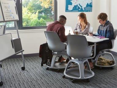 CATS college node chairs