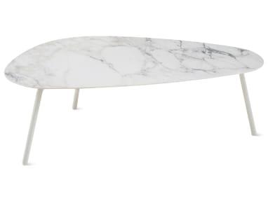 White marble Emu Terramare Tables