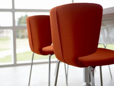 Wrapp red Chair