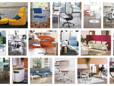 Steelcase Chairs Seating Difference