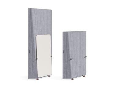 Steelcase Flex Acoustic Boundary screen Isolated Image