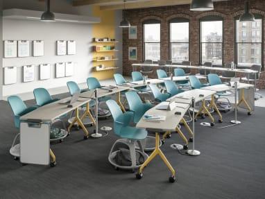 verb flip-top table