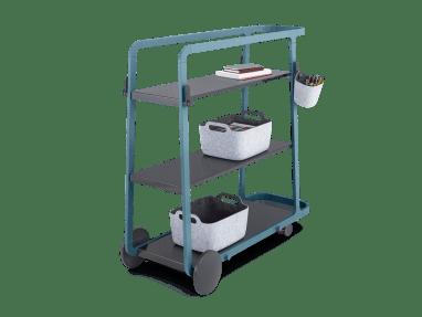 Chariots Steelcase Flex