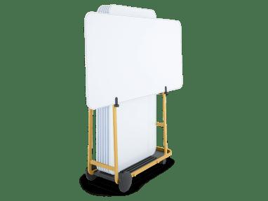 Steelcase Flex Carts on white