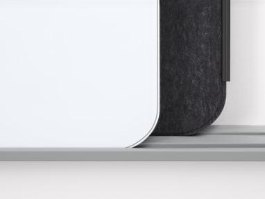 Tableaux blancs et supports Steelcase Flex