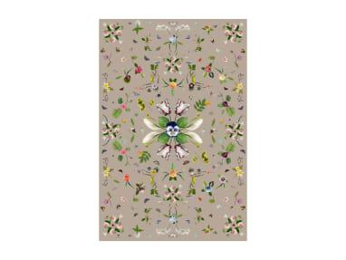 Garden of Eden Beige Moooi Carpets On White