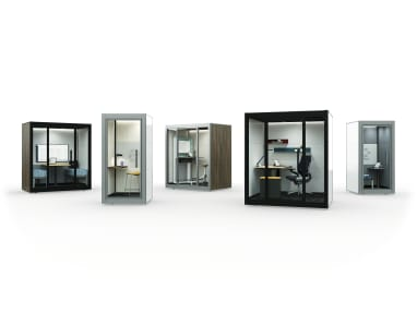 Five Steelcase Pods