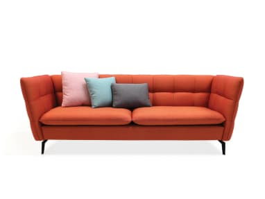 Michael Strads Shirley, Lounge seating, On White