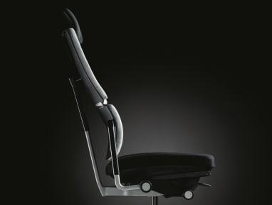 Please chair with headrest