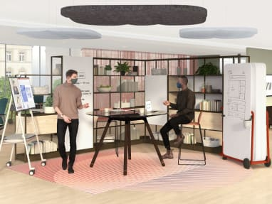 Work Better - Collaboration Spaces
