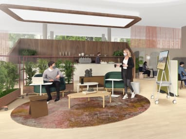 Work Better - Social Spaces