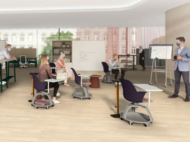 Work Better - Learning Spaces