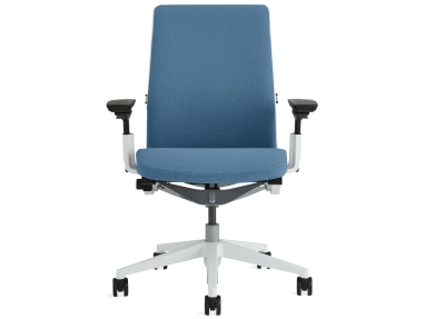 Think chair on white background