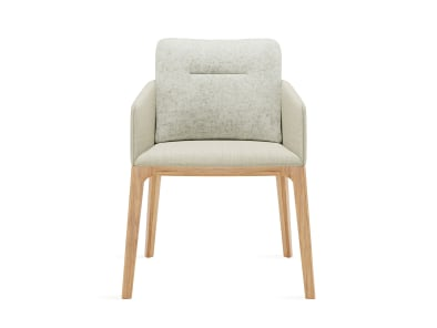 Marien152 chair by Coalesse on white background