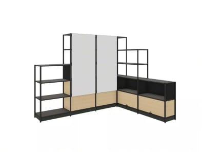 Steelcase Flex Active Frames L-Shape