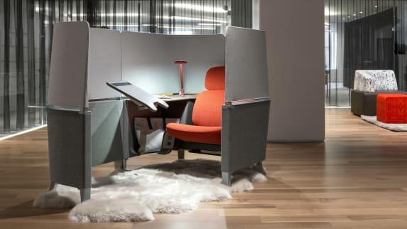 360 magazine 满足办公室隐私需求的三种方式