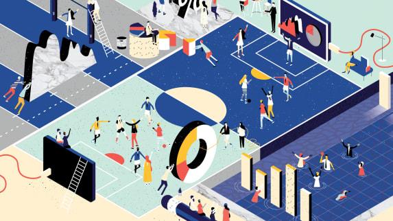 Nouveaux modes de travail. Nouvelles règles. Magazine 360