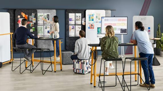 Steelcase Flex Collection in environnement