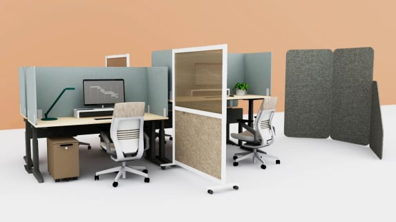 benching application for the post-covid workplace