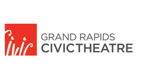 Grand Rapids Civic Theatre red logo