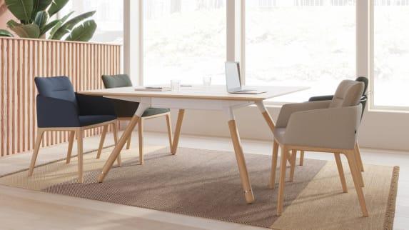 Marien152 Seating Collection and Potrero415 Social Cafe