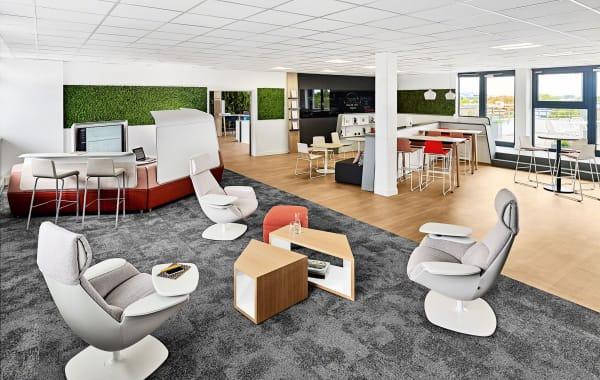 Strasbourg Business Center Workcafe
