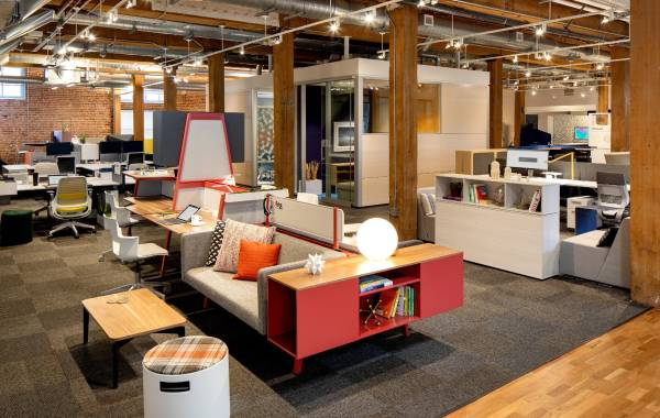 Steelcase San Francisco Showroom