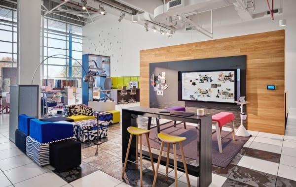 Steelcase WorkLife Center
