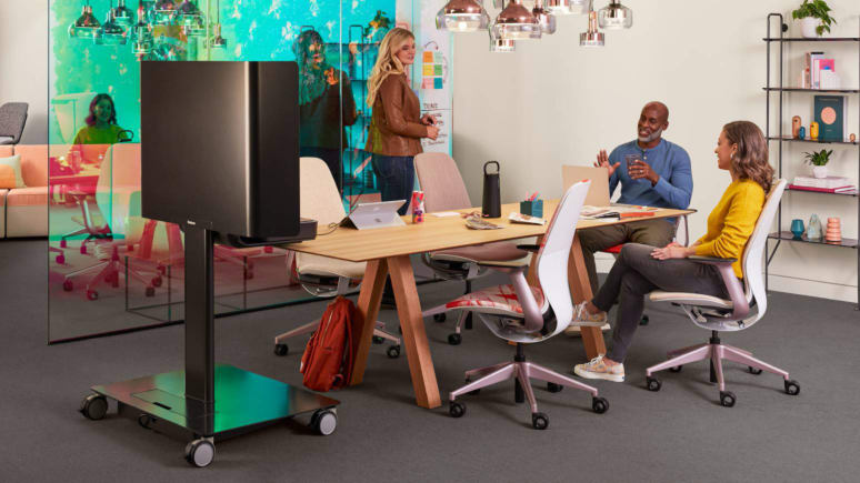 Repenser les espaces de travail avec le siège Silq