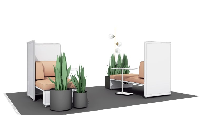 Shared Space Small Lounge