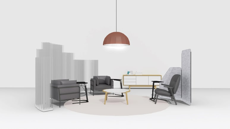 Shared Space: Flexible Lounge