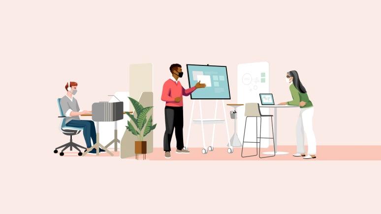 Work Better - Designing a Better Work Experience