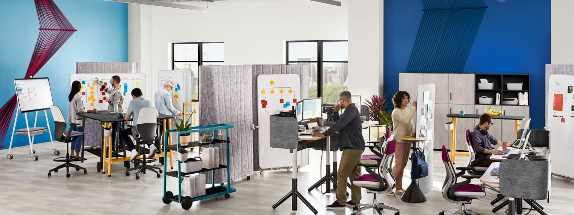 magazine 360 créer des quartiers dynamiques pour les équipes agiles