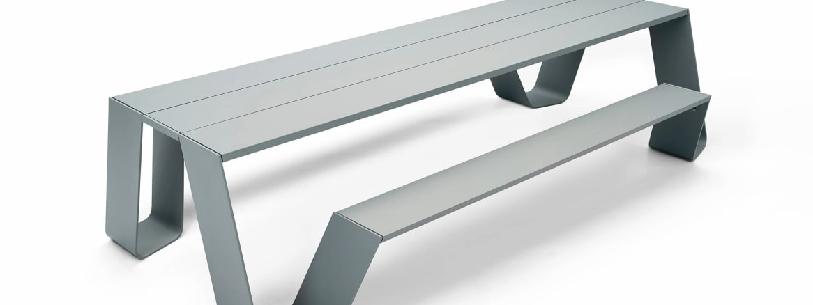 on white image of hopper aa table