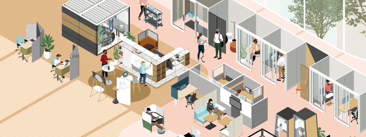 Emerging Needs and the Future Workplace