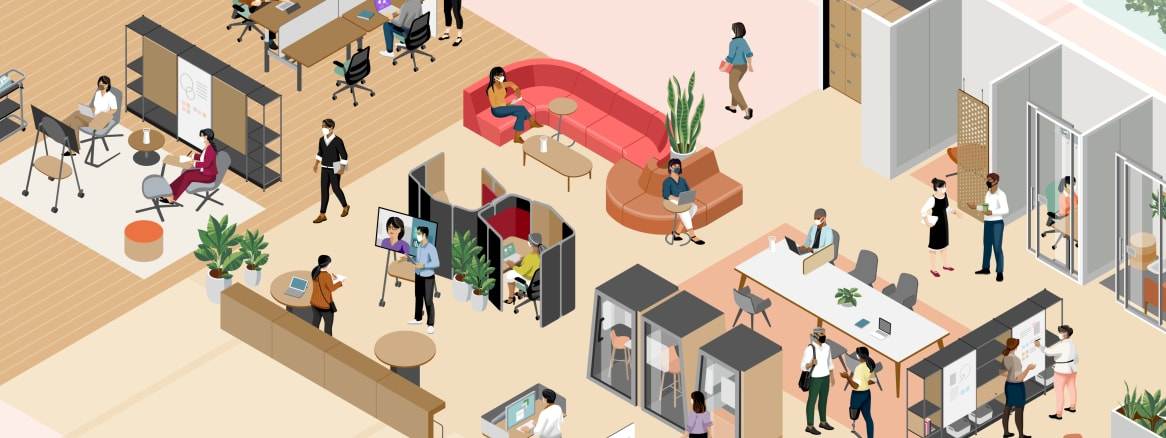 Employee expectations have changed. Is your workplace ready?