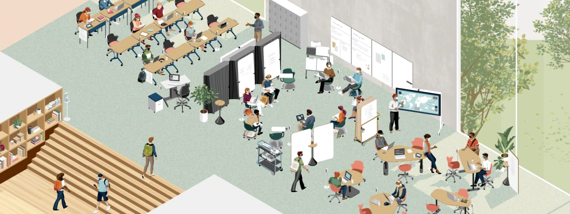 Learn Better - Active Learning Classrooms