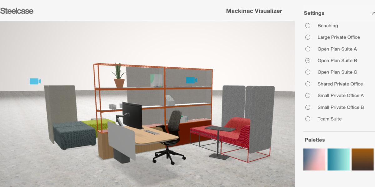 Mackinac Visualizer