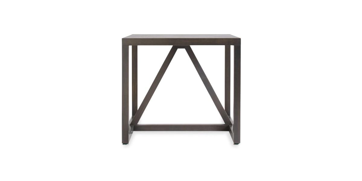 Blu Dot Strut Wood Side Table