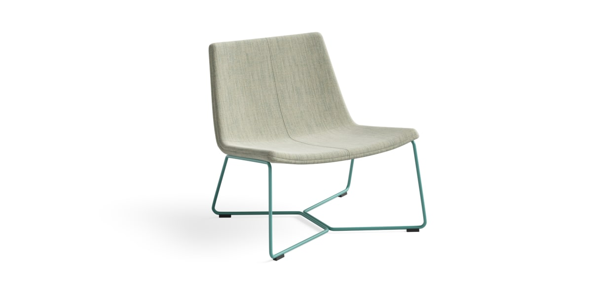 Made to order West Elm Work Slope Lounge Chair